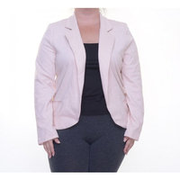 Bar III Cream Rose Blazer Long Sleeve Size L NWT - Movaz