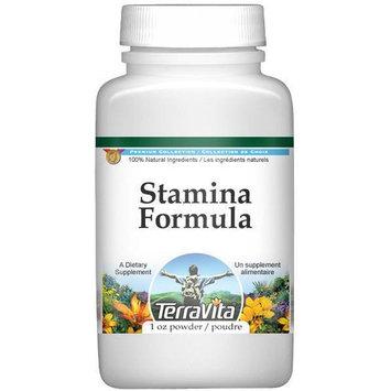 Stamina Formula Powder - Damiana, Ginseng and Witch Hazel (1 oz, ZIN: 512011)
