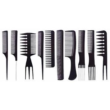 10-Piece Professional Comb Set