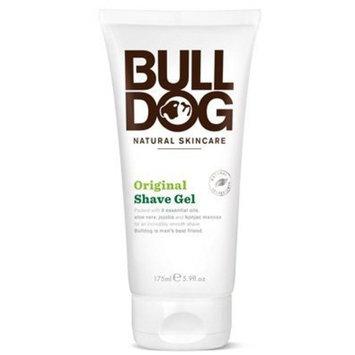 Bulldog Skincare and Grooming For Men Original Shave Gel, 5.9 Ounce [Original Shave Gel]