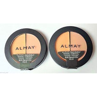 Almay Smart Shade CC Concealer + Brightener in #300 Medium 0.12 oz Each (Set of 2) by Almay