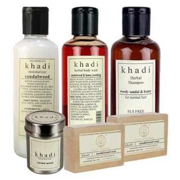 Khadi Natural Sandal Care Combo BY INDIANMEDICALSTORE