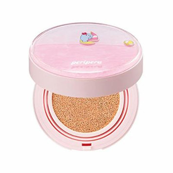 PERIPERA Inklasting Cushion Foundation (Perikiki), 002 Pink Beige