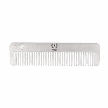 ZEUS Stainless Steel Comb, Thunderbolt