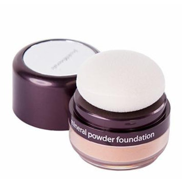 FRESHMINERALS mineral powder foundation Light Beige by Fresh Minerals