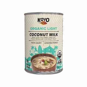 Koyo Organic Coconut Milk - Light - 13.5 oz.