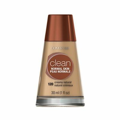 COVERGIRL Clean Makeup Foundation, Creamy Natural 1 fl oz (30 ml) by COVERGIRL