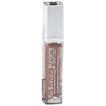 The Lano Company Lip Gloss Twist Top, Bridgette Tatum Mocha, 0.25 Fluid Ounce by The Lano Company
