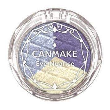IDA Laboratories   Powder Eye Shadow   Eye Nuance 21 Royal Blue by CANMAKE