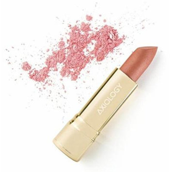 Axiology - Organic, Vegan, Cruelty-free Lipstick (The Goodness | Pale Pink)