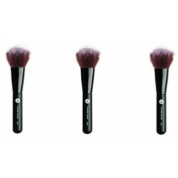 [ VALUE PACK OF 3 ] Absolute New York Powder Brush #AB001