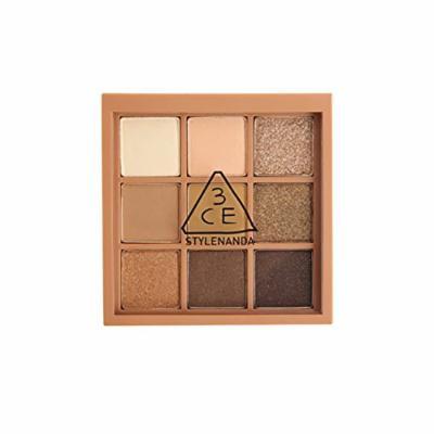 3CE Mood Recipe Multi Eye Color Palette #PLOT TWIST 9 Tone on tone Eyeshadows