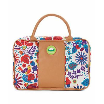 Lily Bloom Ralou Cosmetic Case in Tart N Tweet