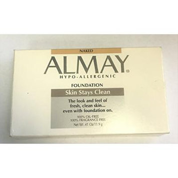 Almay Skin Stays Clean Foundation Powder - Naked