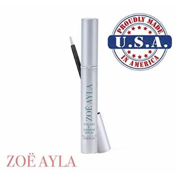 Zoë Ayla Lash & Brow Growth Serum, for Long Full Lashes, Premium Enhancer and Growing Formula