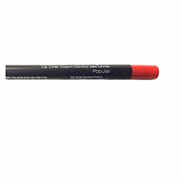 Younique Popular Red Coral MOODSTRUCK PRECISION Pencil Lip Liner Long-wearing, waterproof, smudge-proof pencil liners.