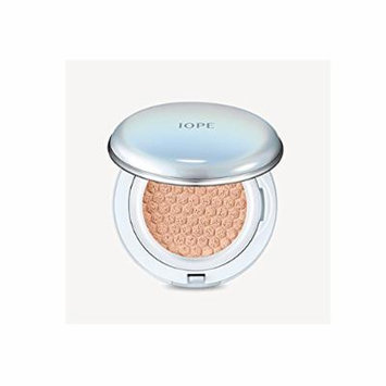 IOPE Air Cushion Cover No.21C 15g2/1.05 Oz. SPF50+ PA+++ With Refill Glow Moisture Foundation