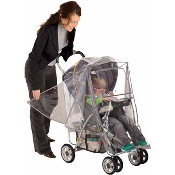 His Juveniles Nuby Premium Stroller Weather Shield