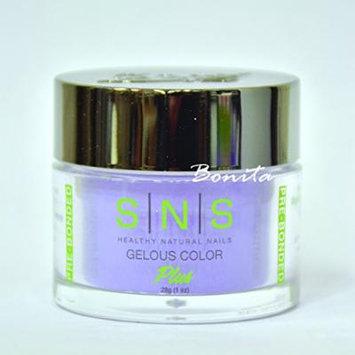 SNS Gelous Color Dipping Powder No Liquid, No Primer, No UV Light BOS02 1 oz
