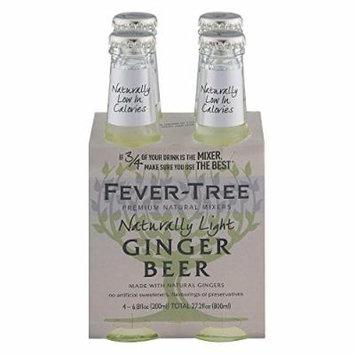 Fever Tree Soda 4pk Ginger Beer Lt