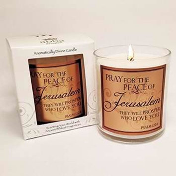 Candle-Frankincense & Myrrh (3