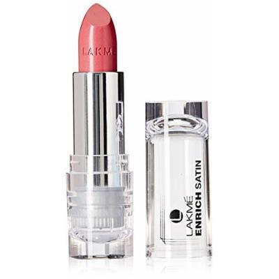 Lakme Enrich Satins Lip Color, Shade P143, 4.3 g