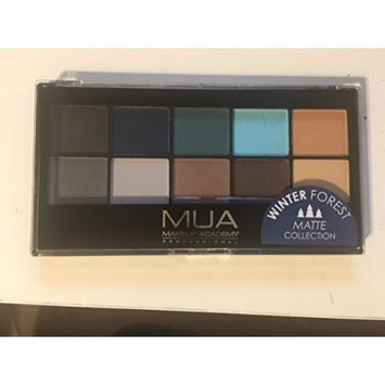 Makeup Academy Winter Forest Matte Collection Palette
