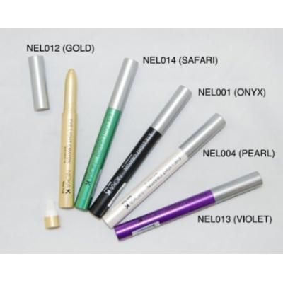 Nicka K Retractable Jumbo Pencil Eye Light Eye Shadow Crayon, ONYX (NEL001) by Nicka K