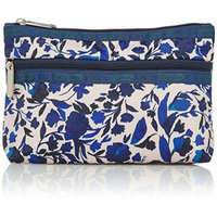 LeSportsac Cosmetic Clutch - Blooming Silhouettes