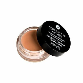 (3 Pack) ABSOLUTE Correct N Cover Dark Circle Concealer Deep