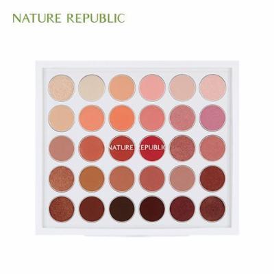 NATURE REPUBLIC Pro Touch Color Master Season 2 / eyeshadow palette / kbeauty