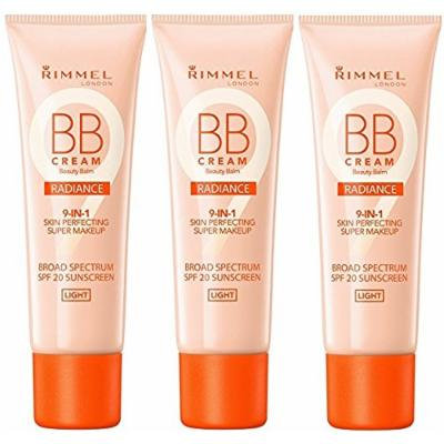 Rimmel London Wake Up BB Cream Radiance Foundation