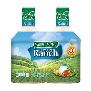 Hidden Valley The Original Ranch Dressing (40 fl. oz. bottle, 2 pk.) (pack of 6)