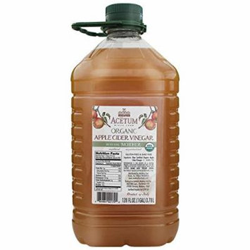 Acetum Organic Apple Cider Vinegar (1 Gallon (3.78 L))