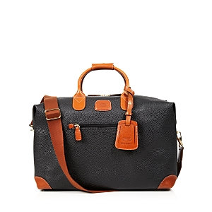 Bric's Milano - Magellano - 22 Cargo Duffle (Black/Black) Duffel Bags