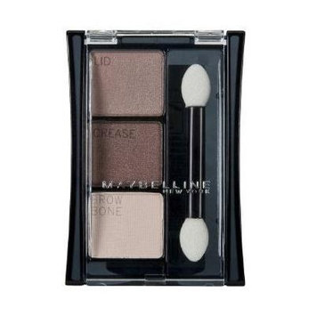 Maybelline Expert Wear Eyeshadow Trios Chocolate Mousse (2-pack) by Maybelline