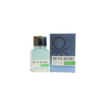 BENETTON UNITED DREAMS GO FAR by Benetton - EDT SPRAY 3.4 OZ - MEN