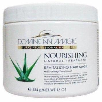 3 Pack - Dominican Magic Revitalizing Hair Mask, 16 oz