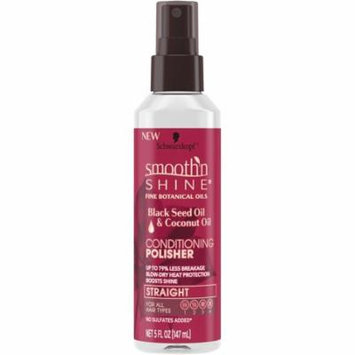 Schwarzkopf® Smooth 'N Shine® Black Seed Oil & Coconut Oil Straight Conditioning Polisher
