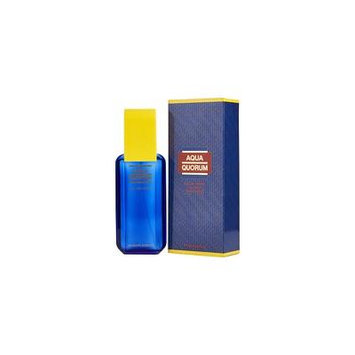 AQUA QUORUM by Antonio Puig - EDT SPRAY 3.4 OZ - MEN