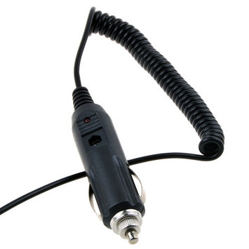 ABLEGRID Car/Boat Auto DC Cigarette Power Supply Power Cord Power Cable ChargerFor LI-ion battery Charger BC-02 10440 14500 14650 16340 18500 17670 18650 18700