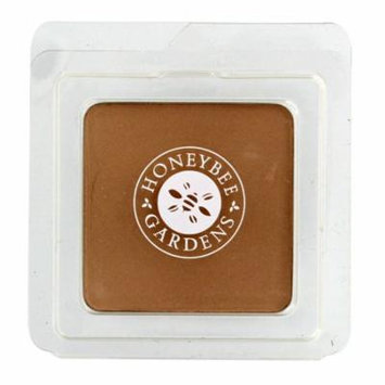 Honeybee Gardens - Pressed Mineral Foundation Malibu - 0.26 oz. (pack of 4)
