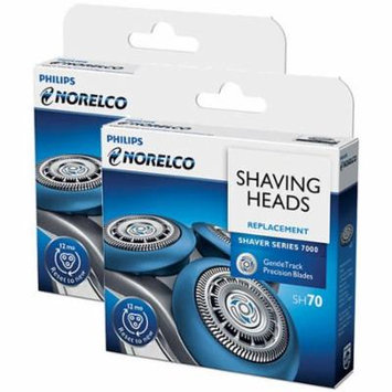 Norelco SH70/52 Shaver Replacement Heads