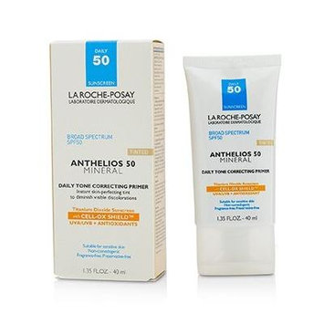 La Roche Posay Anthelios 50 Mineral Tinted Daily Tone Correcting Primer Spf50 40ml/1.35oz