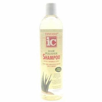Fantasia IC Shampoo Polisher with Sparkle Lites 12 oz. (Case of 6)
