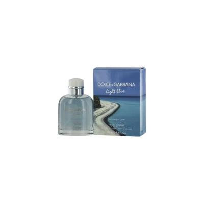 D & G LIGHT BLUE SWIMMING IN LIPARI POUR HOMME by Dolce & Gabbana - EDT SPRAY 4.2 OZ (LIMITED EDITION) - MEN
