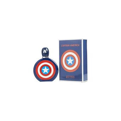 CAPTAIN AMERICA by Marvel - EDT SPRAY 3.4 OZ - MEN