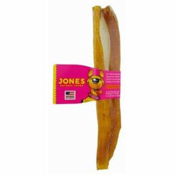 Jones Natural Chews 236513 Large Strap Stick Dog Treat - Pack of 4