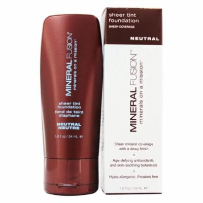 Mineral Fusion - Base Sheer Tint Foundation Neutral - 1.8 oz. (pack of 2)