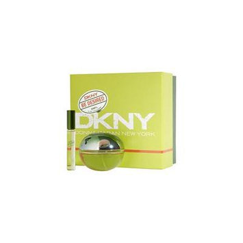 DKNY BE DESIRED by Donna Karan - EAU DE PARFUM SPRAY 3.4 OZ & EAU DE PARFUM ROLLERBALL .34 OZ MINI - WOMEN